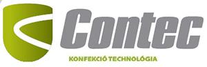 Contec - Konfekció technológia